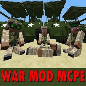 War Mods For McPE