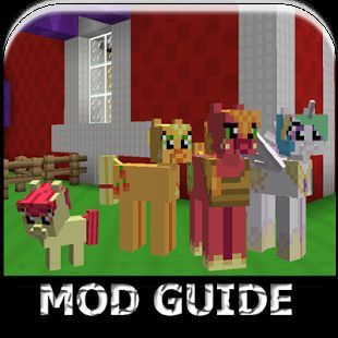 Guide For Mine Little Pony Mod