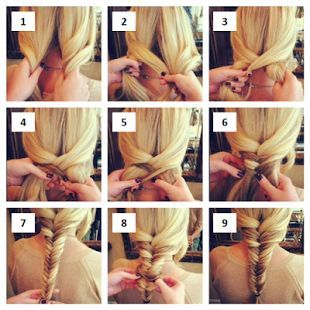 Women Hairstyles Tutorials
